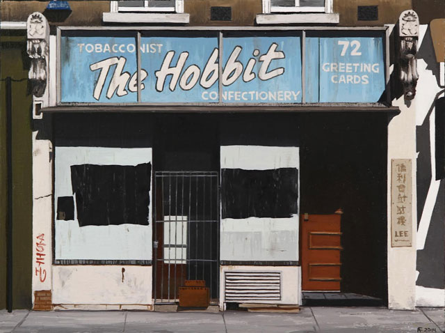 The Hobbit, Soho, London